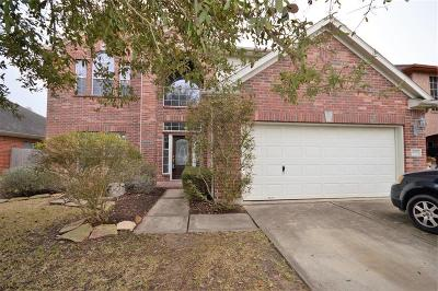 Bacliff Single Family Home For Sale: 4907 Chase Wick Drive
