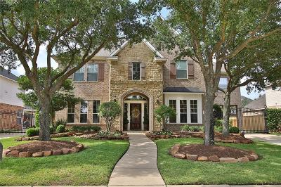 Spring Single Family Home For Sale: 1535 Leedscastle Manor