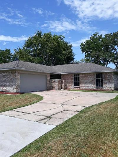 Missouri City Single Family Home For Sale: 2218 Turtle Creek Drive