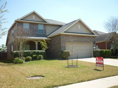Tomball Single Family Home For Sale: 18930 Bluestone Hollow Lane