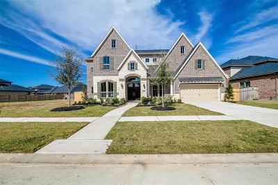Fort Bend County Single Family Home For Sale: 28218 Enchanted Shores