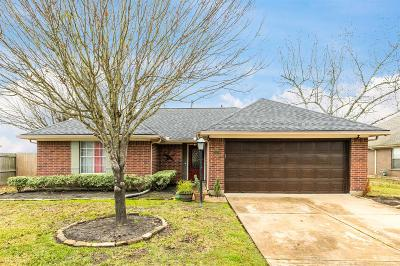 Pearland Single Family Home For Sale: 3009 London Court