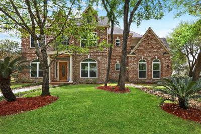 The Woodlands Single Family Home For Sale: 2 English Glade Court