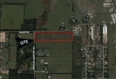 Cypress Residential Lots & Land For Sale: Fritsche Cemetery Road