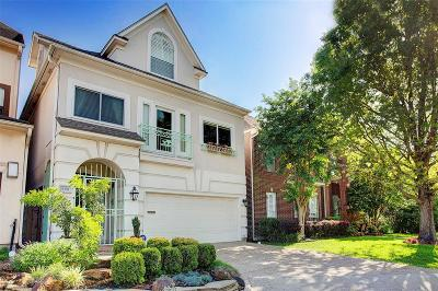 Houston Single Family Home For Sale: 5351 Hidalgo Street