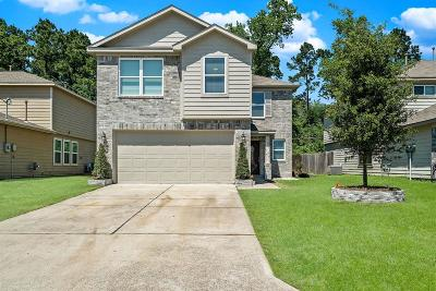 Conroe Single Family Home For Sale: 9965 Kingfisher Drive