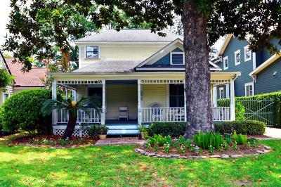 Houston Single Family Home For Sale: 2028 Cortlandt Street