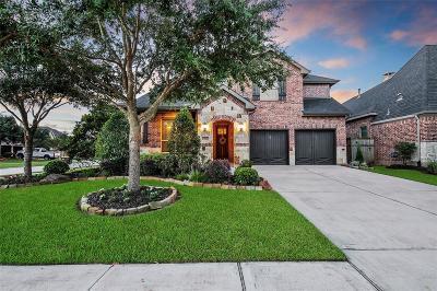 Fulshear Single Family Home For Sale: 27503 Caldwell Sky Lane