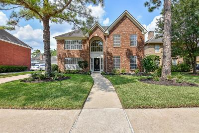 Missouri City Single Family Home For Sale: 3510 Cresswell Court