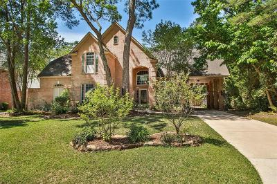 Spring Single Family Home For Sale: 39 Grey Finch Court