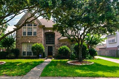 Katy Single Family Home For Sale: 23303 Grand Springs Drive
