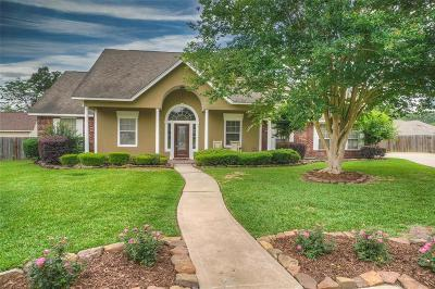 Willis Single Family Home For Sale: 5338 Shady Cove Drive