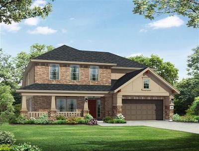 Missouri City Single Family Home For Sale: 5311 Merlins Trail
