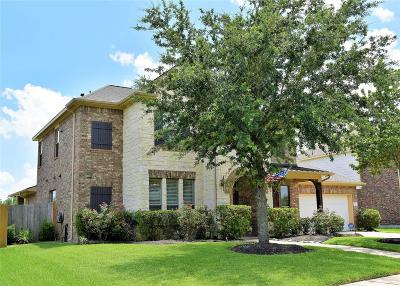 Pearland Single Family Home For Sale: 12902 Southern Manor Drive