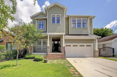 Houston TX Single Family Home For Sale: $1,440,000