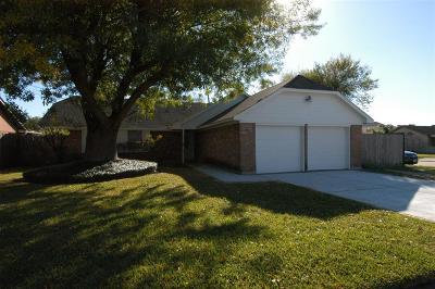 Deer Park Single Family Home For Sale: 1314 Brookmeade Court