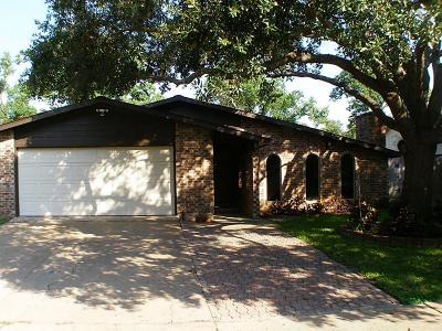 Spring Single Family Home For Sale: 3822 Coltwood Drive
