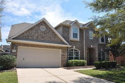 Galveston County Single Family Home For Sale: 1854 Cottage Bay Court