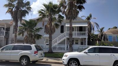 Galveston Rental For Rent: 1623 Avenue N 1/2 #1