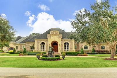 Richmond Single Family Home For Sale: 6903 Oak Knoll Drive