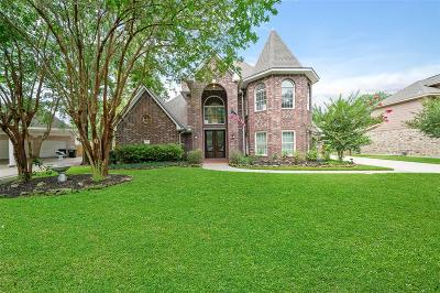 Galveston County, Harris County Single Family Home For Sale: 7814 Magnolia Cove Court