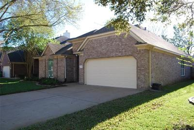 Katy Single Family Home For Sale: 6530 Everhill Circle