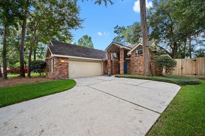 Single Family Home Option Pending: 5615 Manor Forest Drive