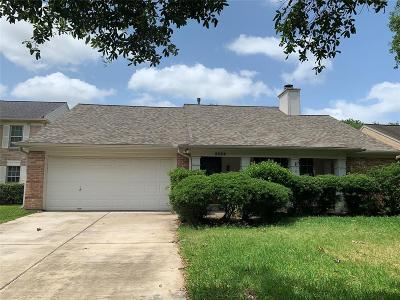 Sugar land Single Family Home For Sale: 3234 Lakefield Way