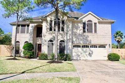 Pearland Single Family Home For Sale: 2302 Silver Bay Drive