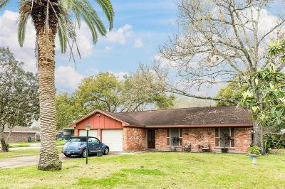 Alvin Single Family Home For Sale: 702 N Fairview Circle