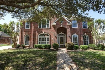 Tomball Single Family Home For Sale: 24015 N Riding Drive