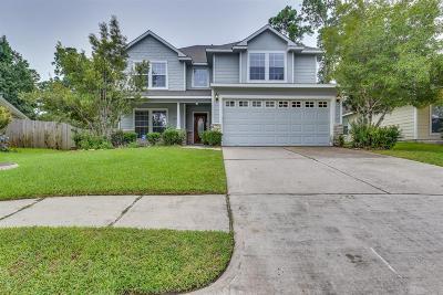 Humble Single Family Home For Sale: 12338 Sunlight Peak Lane