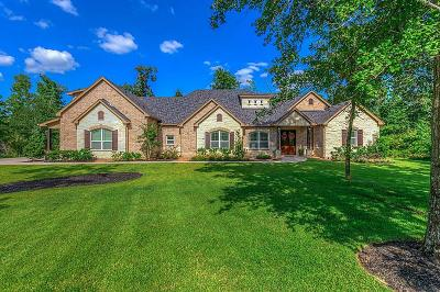 Montgomery Single Family Home For Sale: 6911 Crockett Court