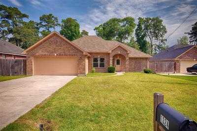 Conroe TX Single Family Home For Sale: $180,000
