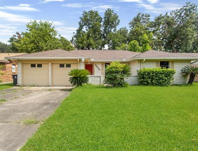 Harris County Rental For Rent: 5830 Southminster Drive