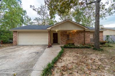 Conroe Single Family Home For Sale: 422 Northwood Drive