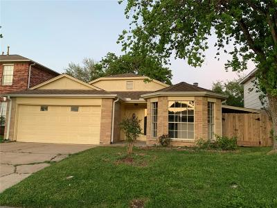 Houston Single Family Home For Sale: 7231 Canda Lane