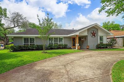 Houston Single Family Home For Sale: 4801 Willowbend Boulevard