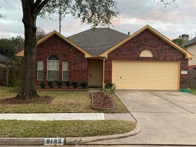 Houston Single Family Home For Sale: 9135 Reagan Meadow Dr Court