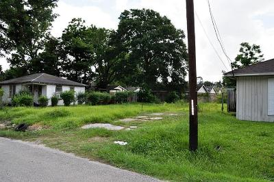 Houston Residential Lots & Land For Sale: 7722 Pointer Street
