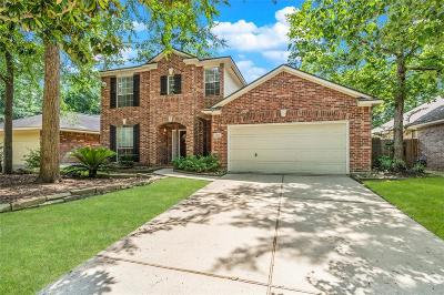 Conroe Single Family Home For Sale: 122 W Russet Grove Circle