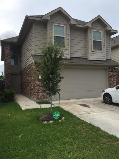 Houston Single Family Home For Sale: 3342 Inverness Path Lane