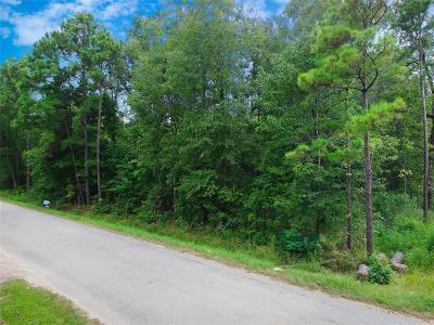 Conroe Residential Lots & Land For Sale: Lot 133 Lexington