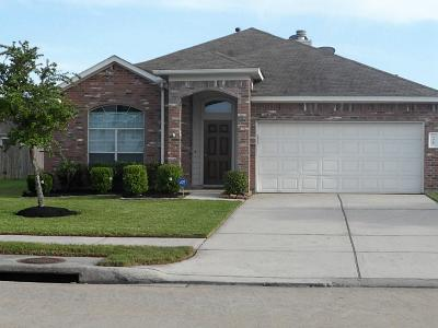 Pearland Single Family Home For Sale: 7310 Stonelick Court