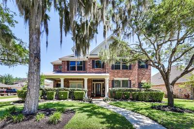 Sugar Land Single Family Home For Sale: 1914 Sutters Chase Drive