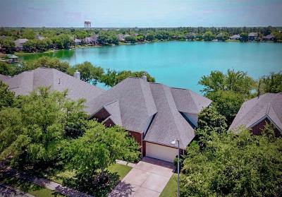Pearland Single Family Home For Sale: 4002 Crystal Lake Circle N
