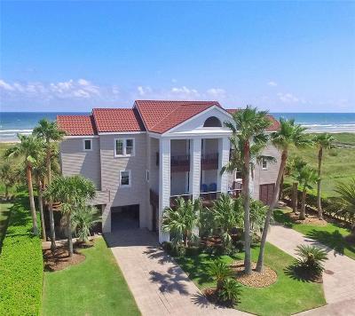 Galveston Single Family Home For Sale: 20727 E Sand Hill Drive