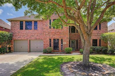 Pearland Single Family Home For Sale: 3812 Houston Lake Drive