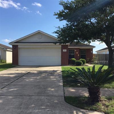 Richmond Single Family Home For Sale: 7218 Nettle Springs Court
