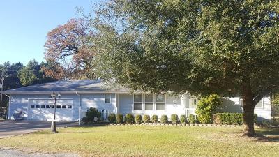 Trinity County Single Family Home For Sale: 192 Moon Beam Drive